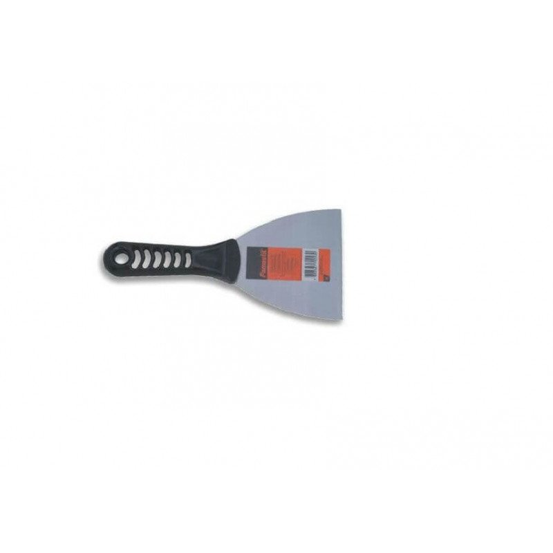 Espátula de Acero Mango Plástico Modelo Económico 4 cm Famastil HKDB-012