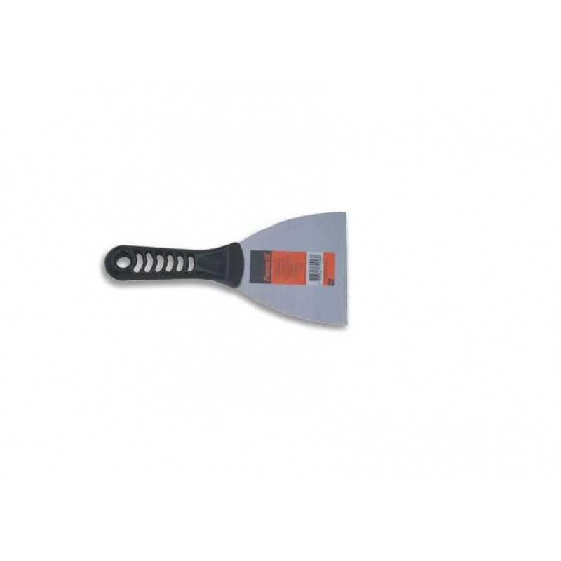 Espátula de Acero Mango Plástico Modelo Económico 6 cm Famastil HKDC-012