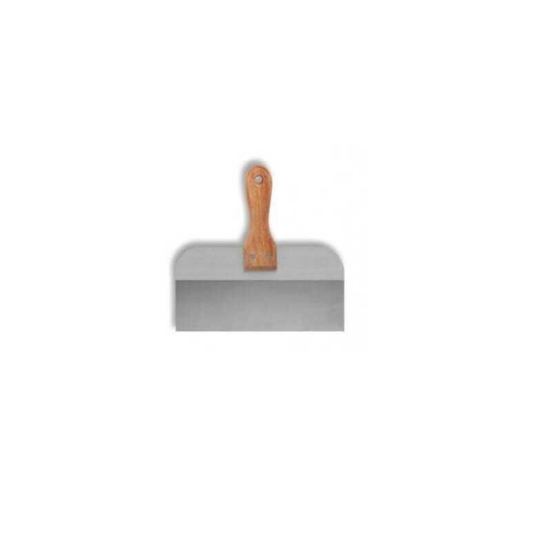Espátula Ancha de Acero Inoxidable- Dry Wall 12 Famastil HPBM-012
