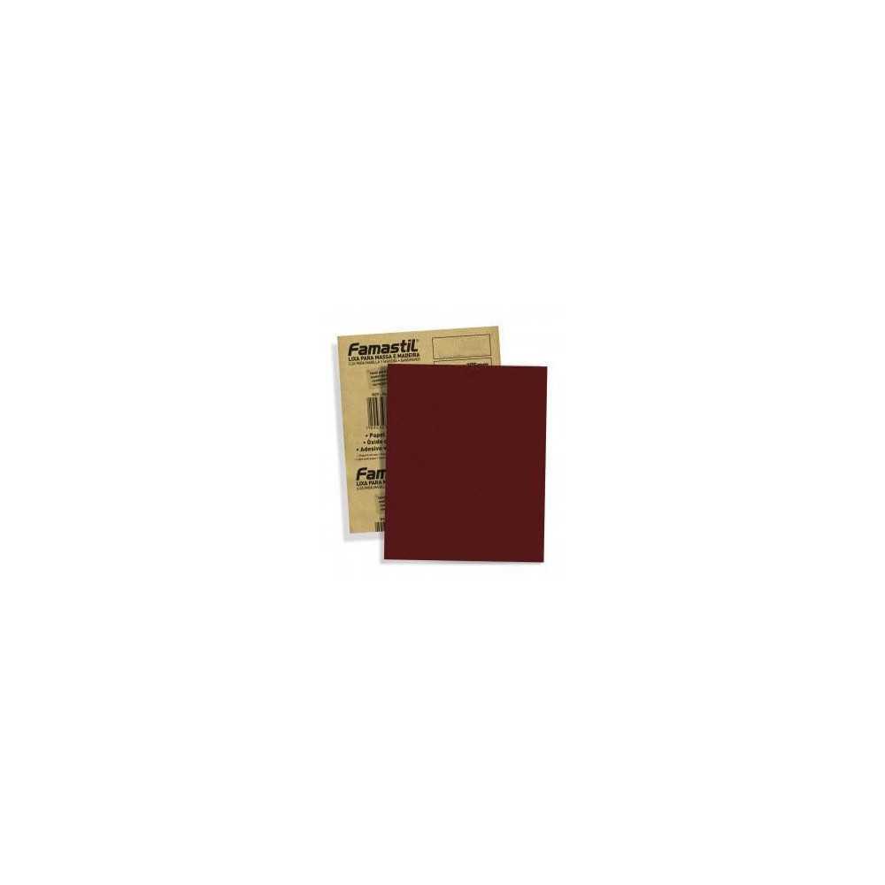 Lija para Masilla y Madera G120 Famastil HKFO-050