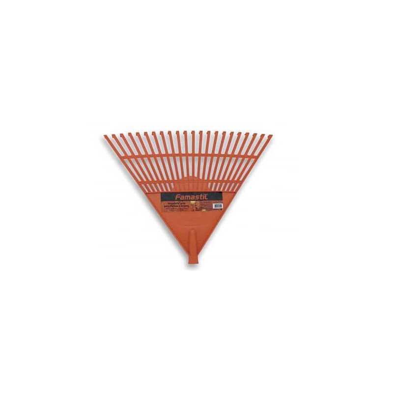Escoba Plástica para Césped y Jardín (Incluye Mango) Famastil HNCT-018