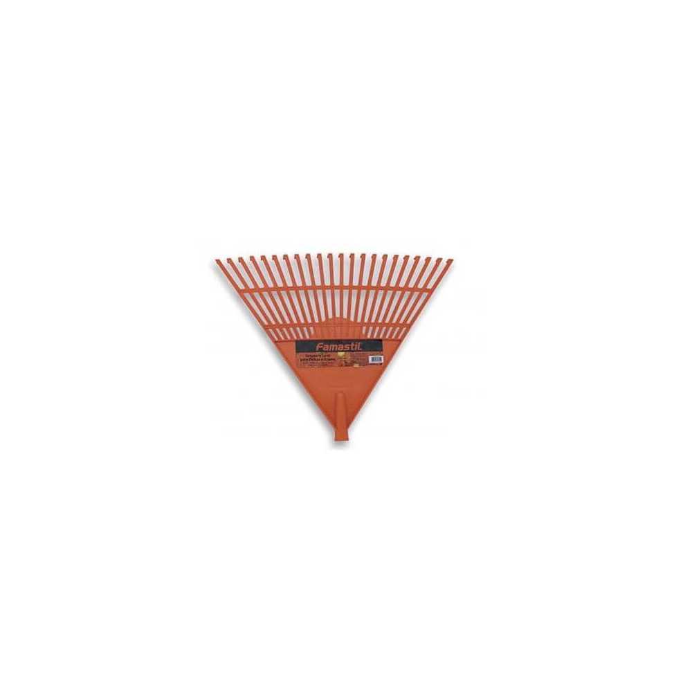 Escoba Plástica para Césped y Jardín (No Incluye Mango) Famastil HNAM-012