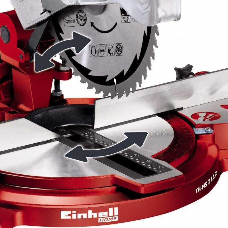 """Ingleteadora 8"""" Einhell TH-MS 2112"""