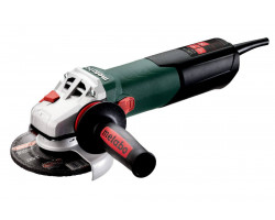 "Esmeril Angular 4 1/2""-5"".1.250W. 11.000 r.p.m. Metabo W 12-125 QUICK"