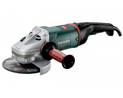 "Esmeril Angular 7"". 2.400W. 8.500 r.p.m. Metabo W 24 -180"