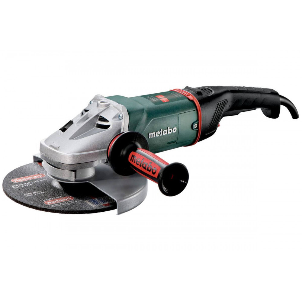 "Esmeril Angular 9"". 2.400W. 6.600 r.p.m. Metabo W 24 -230"
