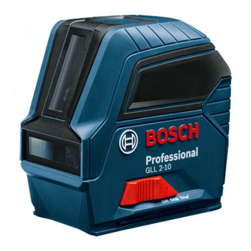 Nivel Laser de Líneas Cruzadas Bosch GLL 2-10