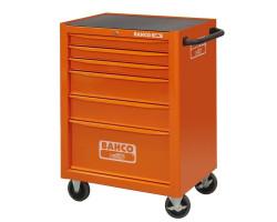 Carro Porta herramientas 6 cajones Bahco 1470K6