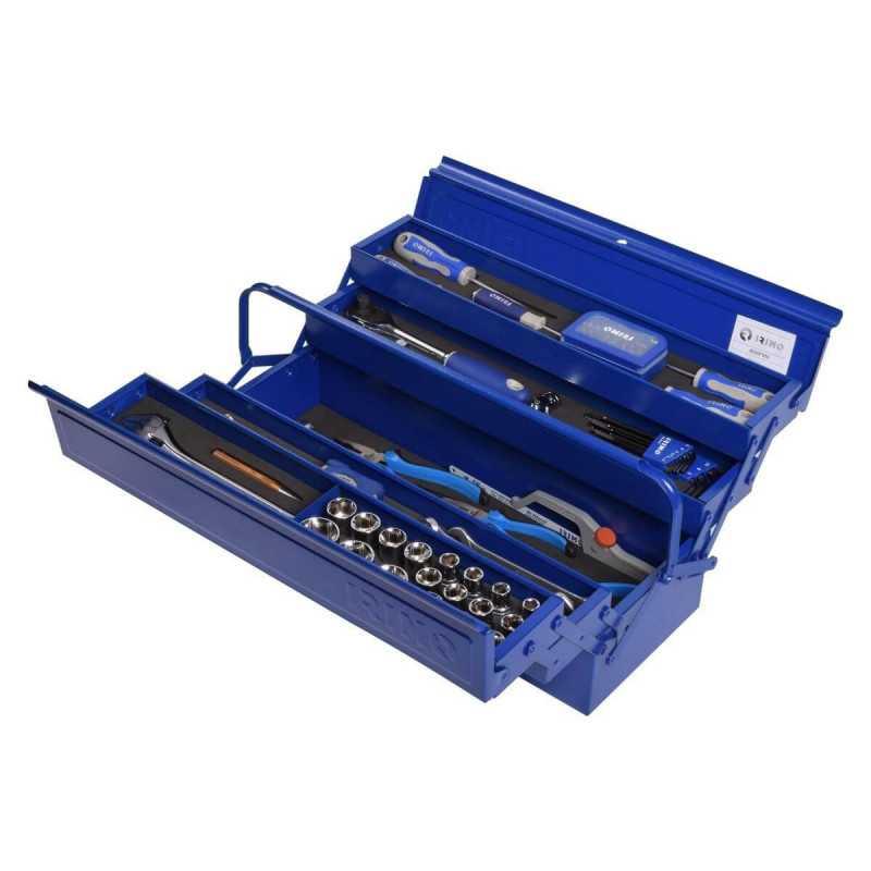 Caja Metálica con Herramientas - 94 PIEZAS Irimo IRIMO-BOX-94