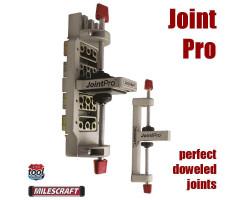 Guía para poner tarugos JointPro Milescraft 13110003