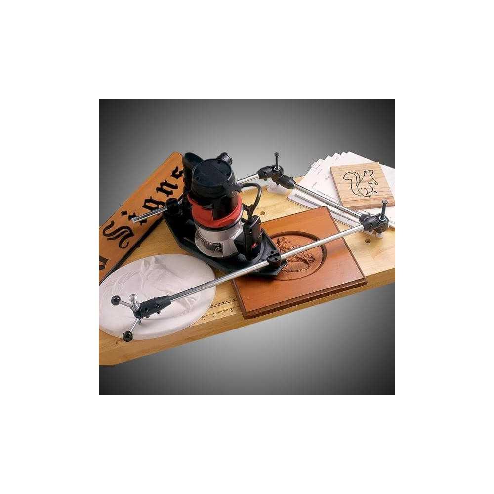 Pantógrafo para Router Pantograph Milescraft 1298