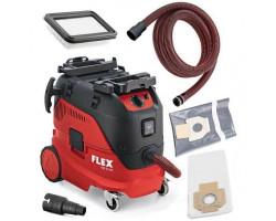 Aspiradora de seguridad con limpieza de filtros automática 30 L. Flex VCE 33 LAC