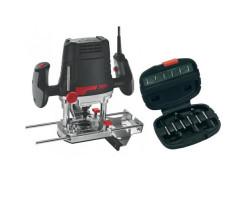 """Fresadora 1100W Skil F0121831JC + Set 6 Fresas 1/4"""""""