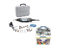 Rectificador Multipro 3000 + 26 Accesorios + Kit 160 Accesorios Dremel 3000 26/160 ACC
