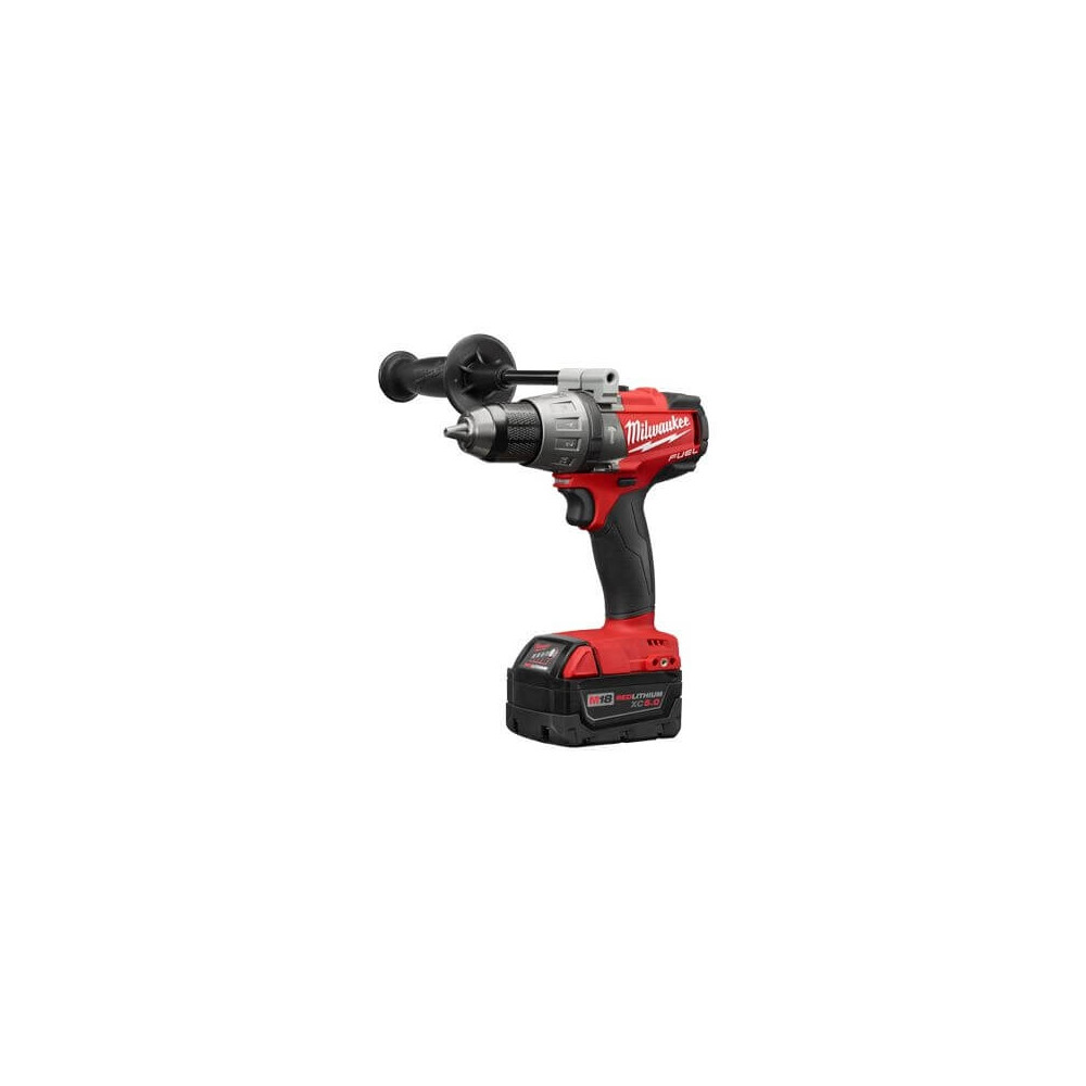 Taladro Atornillador Percutor Inalámbrico 13 MM, 5Ah Milwaukee 2804-259