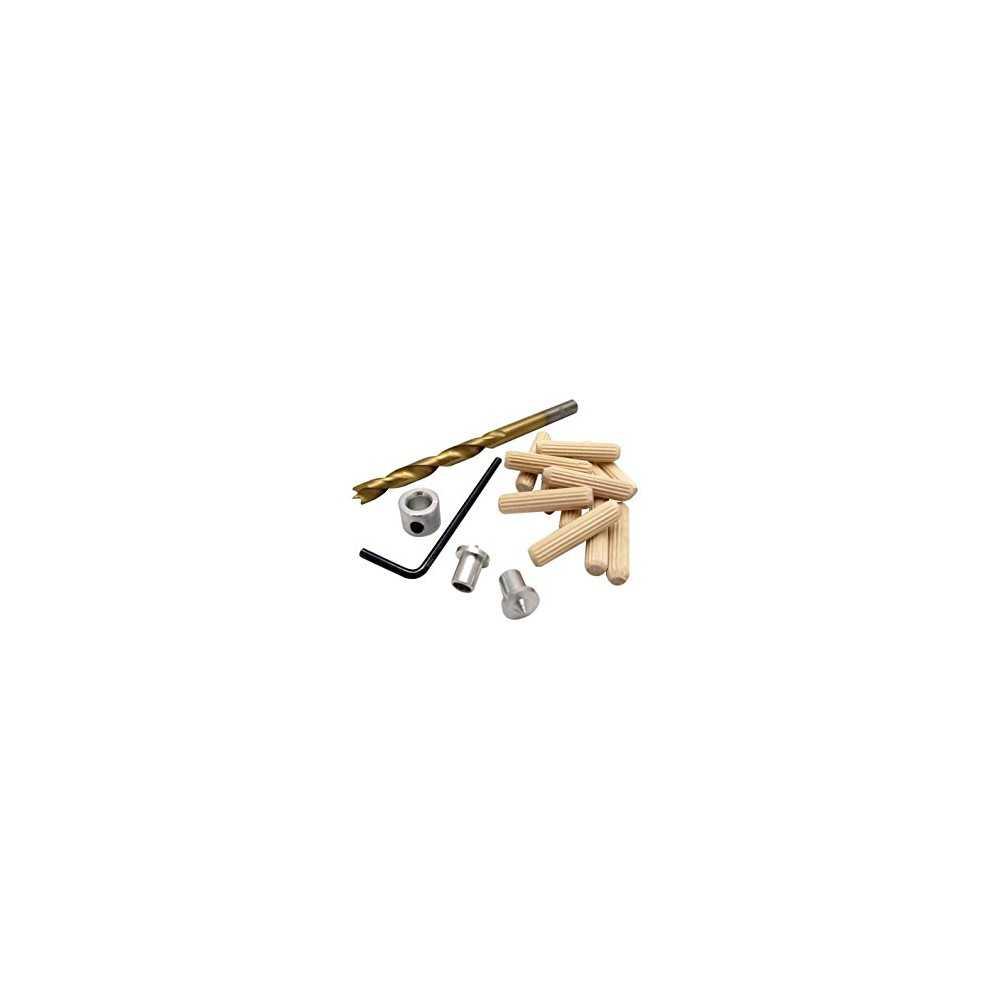 Kit tarugos y broca de 5/16 pulgadas Fitzroy 53380703