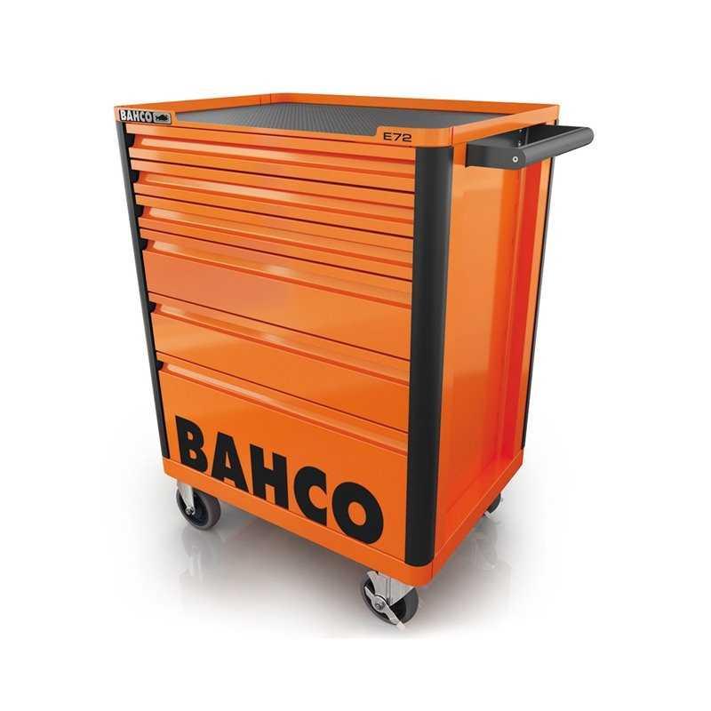 Carro Porta herramientas 6 cajones Bahco 1472K6