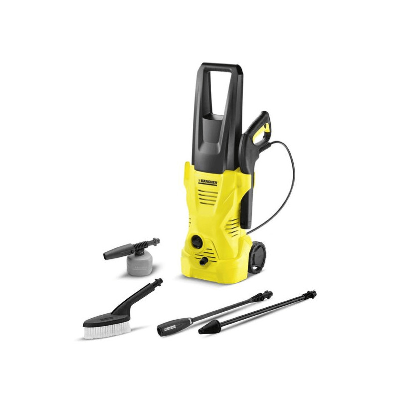 Hidrolavadora 1200 W Karcher K2 Car Kit