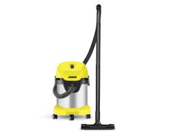 Aspiradora Polvo y Agua 1400 W Karcher WD3 Premium-17lts