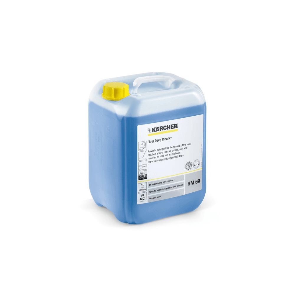 Detergente base para suelos Karcher RM69