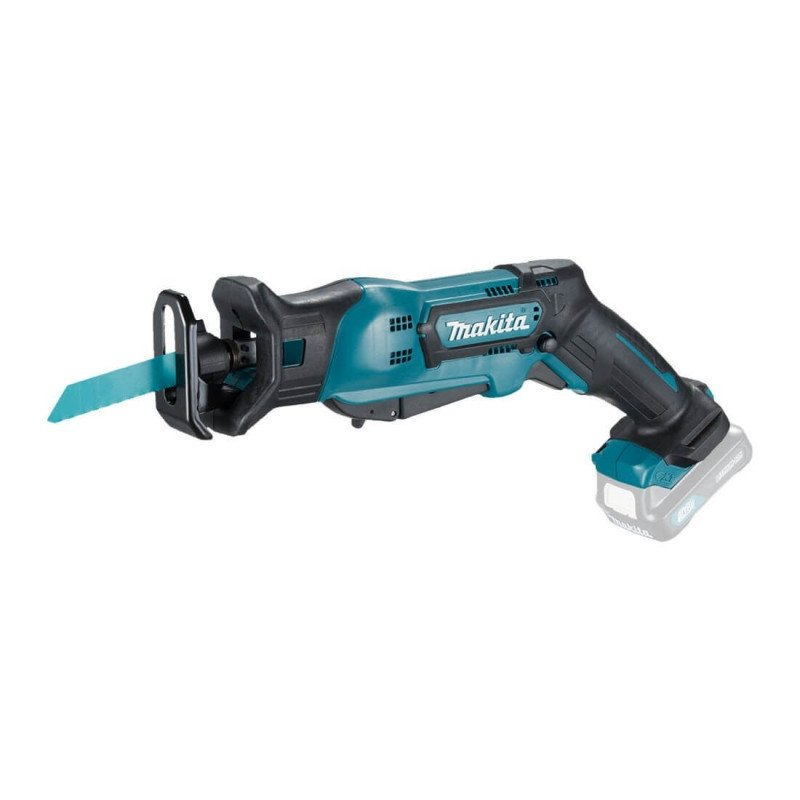 Sierra Sable Inalámbrica 12V Makita JR103DZ