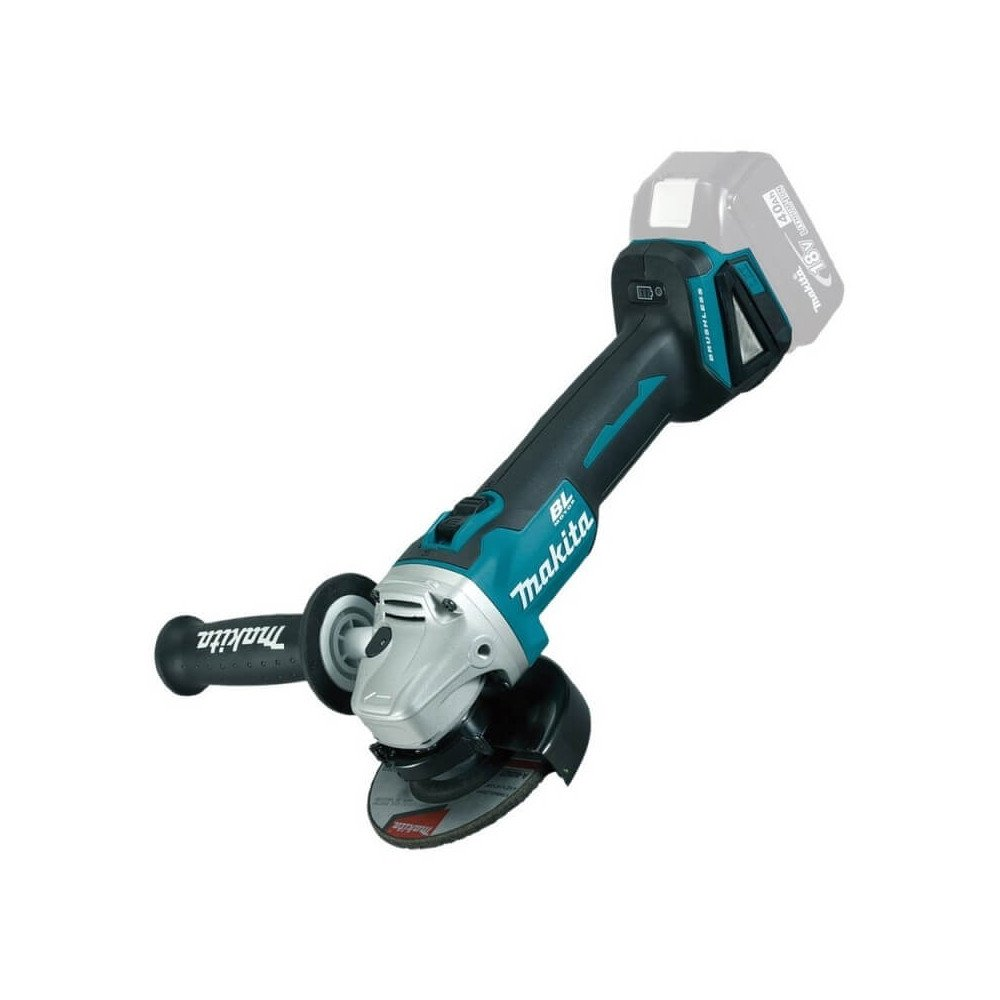 Esmeril Angular Inalámbrico 4-1/2 Makita DGA456Z