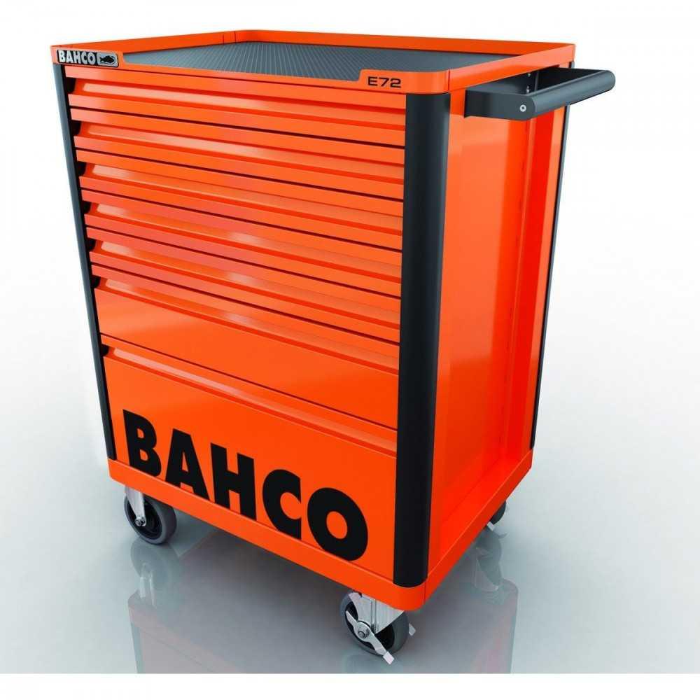 Carro Porta herramientas Edición Limitada 216 piezas, 6 cajones Bahco 1472K6FF15SD