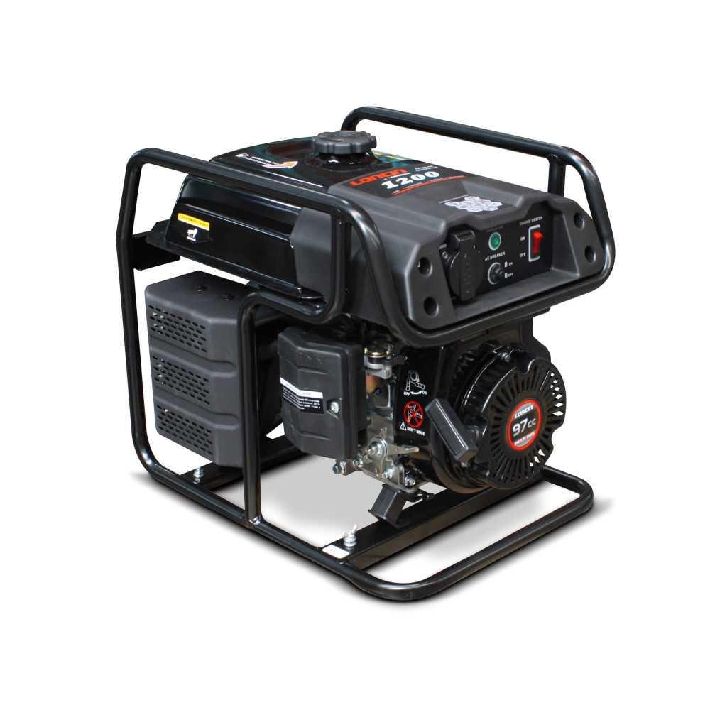 Generador Gasolina de 1 Kva Loncin LC1200F