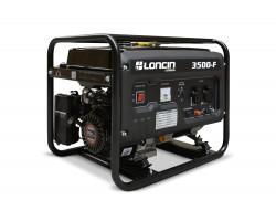 Generador Gasolina de 3,1 Kva Loncin LC3500F