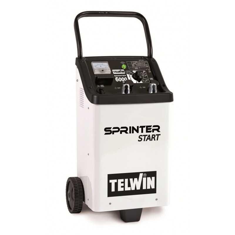 Arrancador de Batería 12/24V 220V Telwin Sprinter 6000