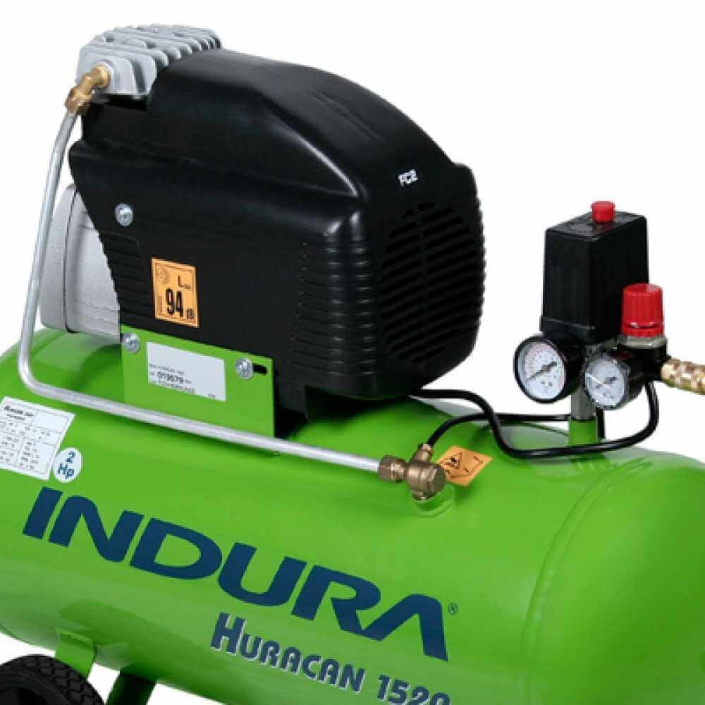 Compresor 2 HP Indura Huracán 1520