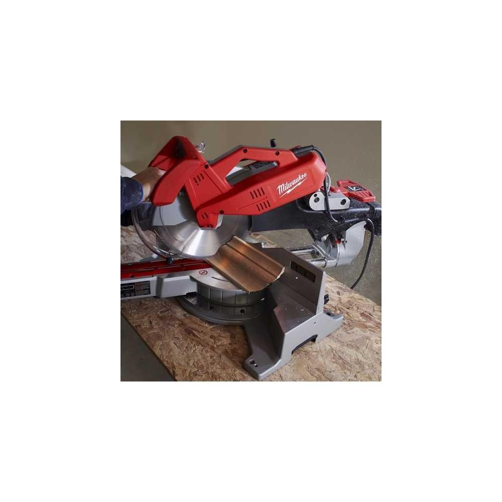 Sierra Ingleteadora Inalámbrica 18V M18 Fuel (No incluye baterías ni cargador)  Milwaukee 2734-20