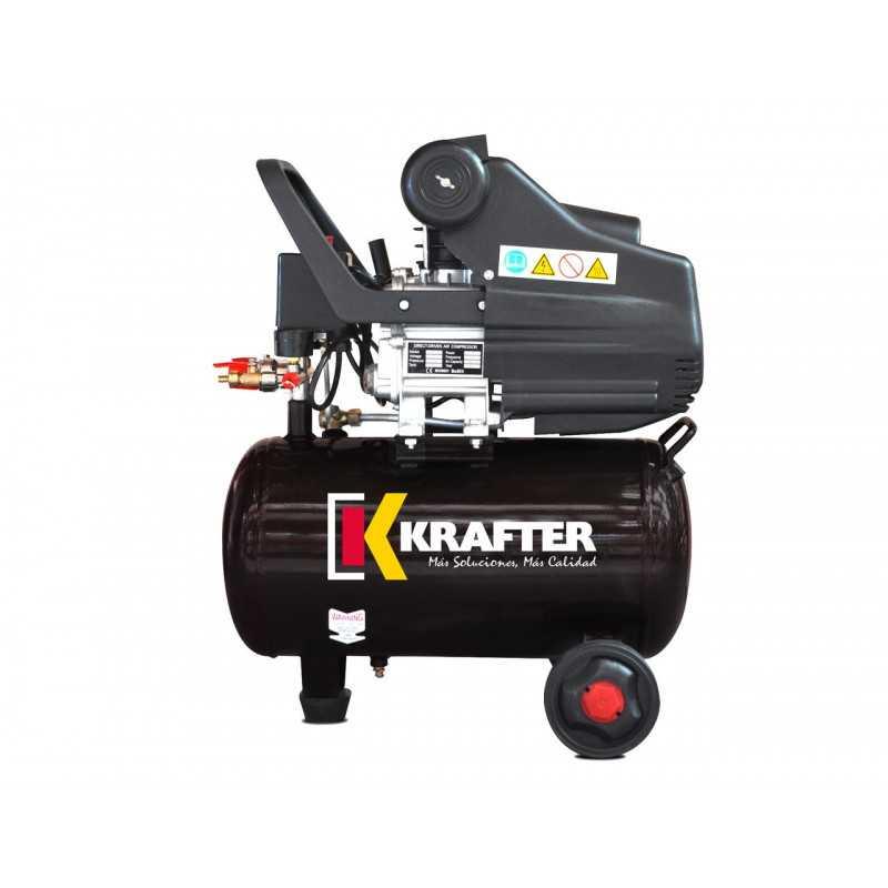 Compresor 2 HP - ACK 24 Lts Krafter 4449000002420
