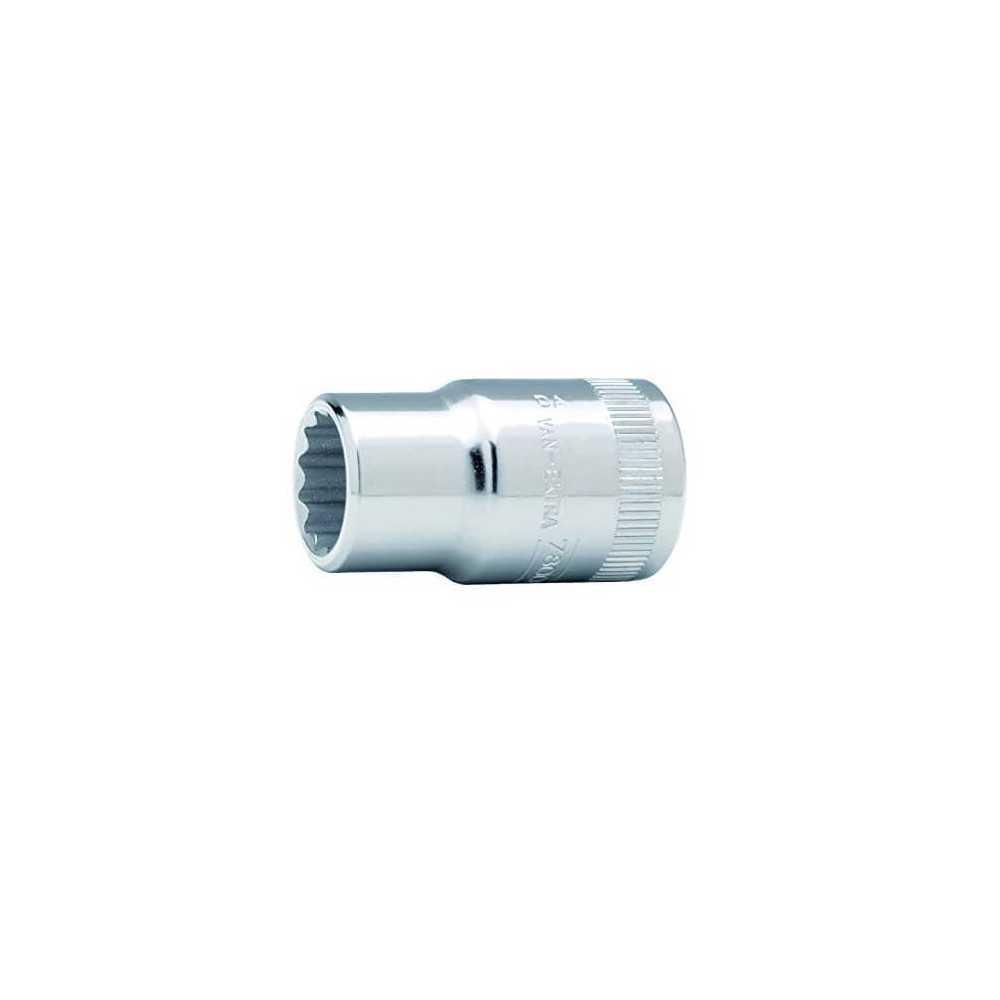 """Dado Poligonal 1/2"""" x 18 mm Bahco 7800DM-18"""