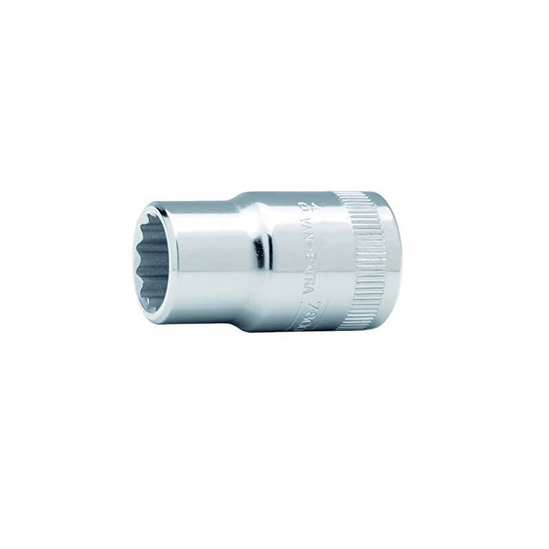 """Dado Poligonal 1/2"""" x 21 mm Bahco 7800DM-21"""
