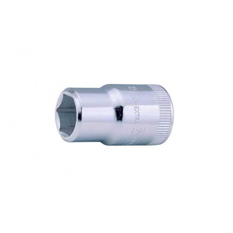 "Dado Hexagonal 1/2"" x 27 mm Bahco 7800SM-27"