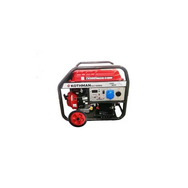 Generador de 7.5 KW Kothman SUA13000