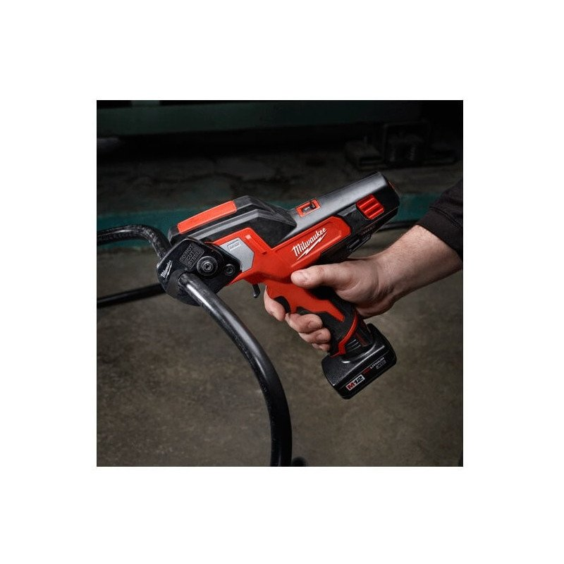 Cortadora de Cables M12 1 Batería Milwaukee 2472-159