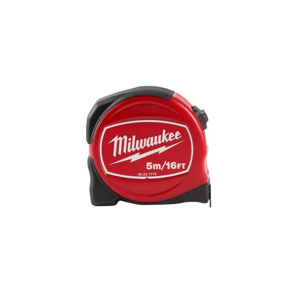 Huincha de Medir 5 M Milwaukee 48-22-7718