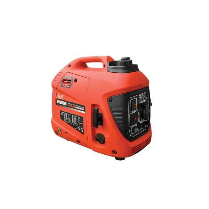 Generador a Gasolina Inverter 1.0Kw / 1.3Hp Ducar D1000i