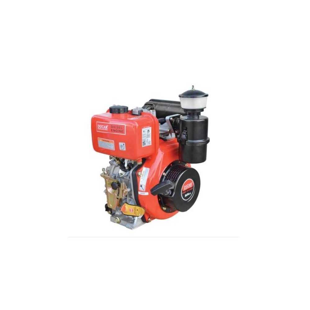 Motor Diesel 7HP Ducar DDH305E