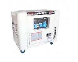 Generador Diesel 6.5Kw / 8.7hp Ducar DDG7200S