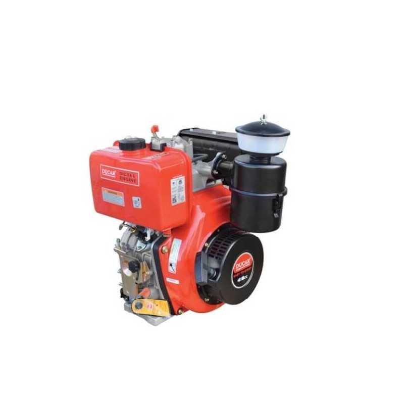Motor Diesel 10HP Ducar DDH418E