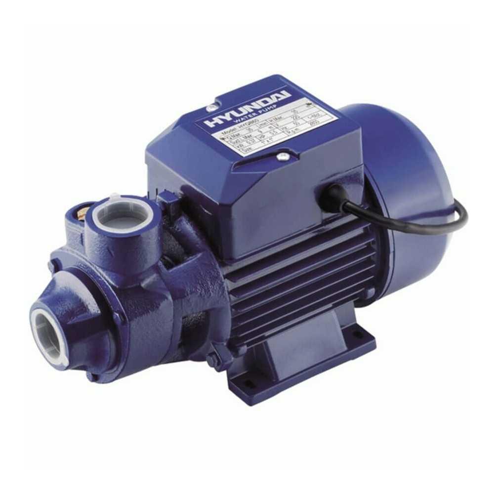 "Bomba de Agua Periférica 1""x1"" 0.75 HP / Para agua limpia y líquidos no corrosivos Hyundai 82HYQB70"