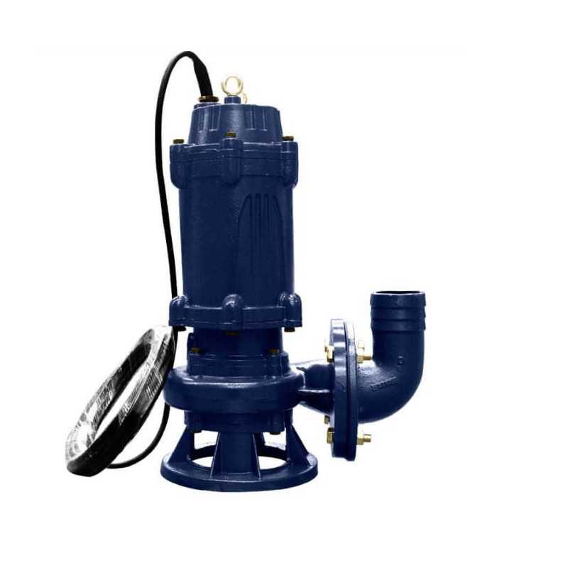 "Bomba de Agua Trifasica 3"" 4 HP / 3 KW Para aguas Limpias y Sucias Hyundai 82HYWQ40"