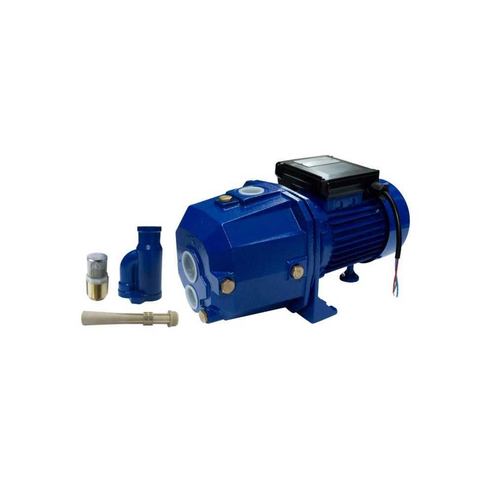 "Bomba de Agua Centrífuga Autocebante Aspiración Profunda 1,25""x1""x1"" 1HP / Para Agua Limpia y Líquidos no Corrosivos Hyundai 82H"