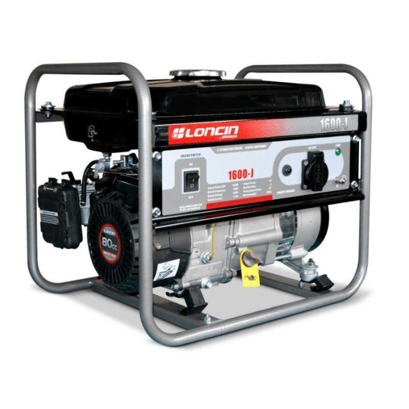 Generador Eléctrico Gasolina de 1 KW Loncin LC1600-JS