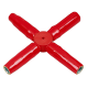 Llave en Cruz Aislada 8x10x13x17 MM Bahco 2820V17