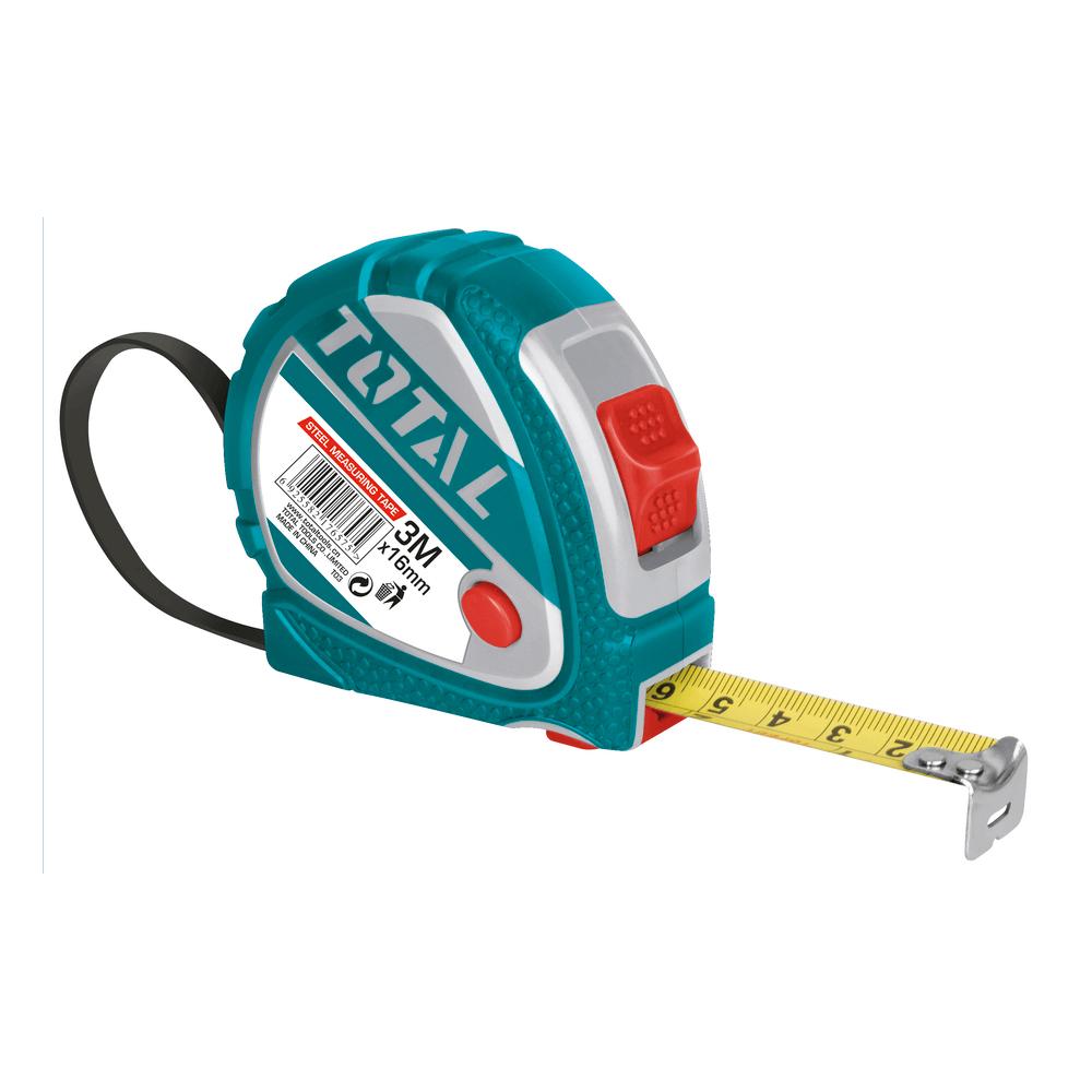Huincha de Medir 3MT Total Tools TMT126031