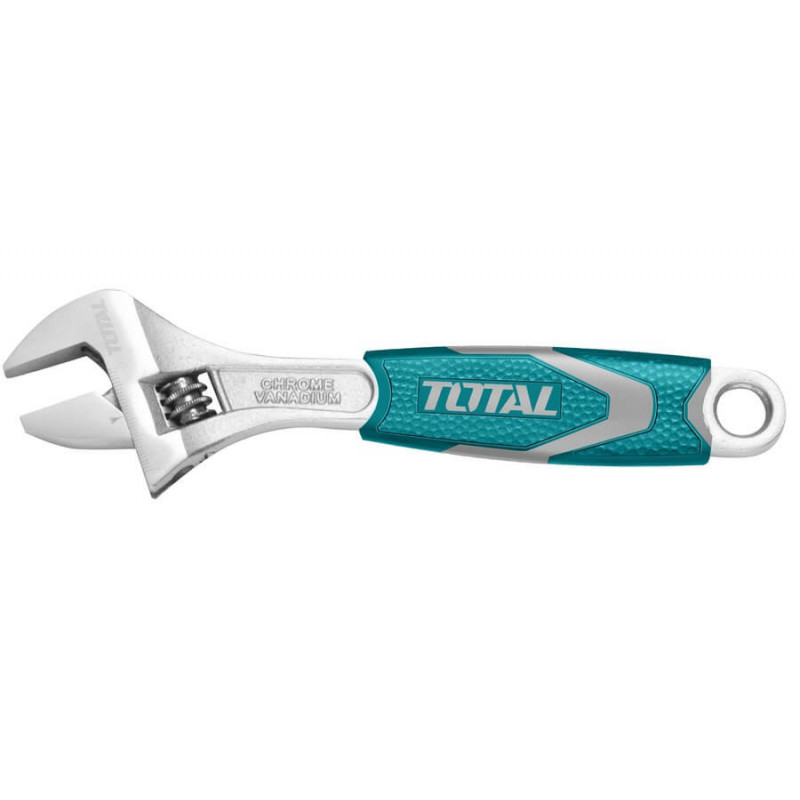 "Llave Ajustable 6"" Total Tools THT101066"